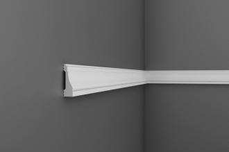 Молдинг МX015, 40х6, экополимер